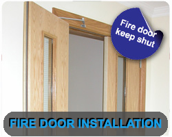 fire door installations